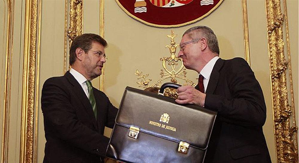 Rafael Catalá y Ruíz Gallardón