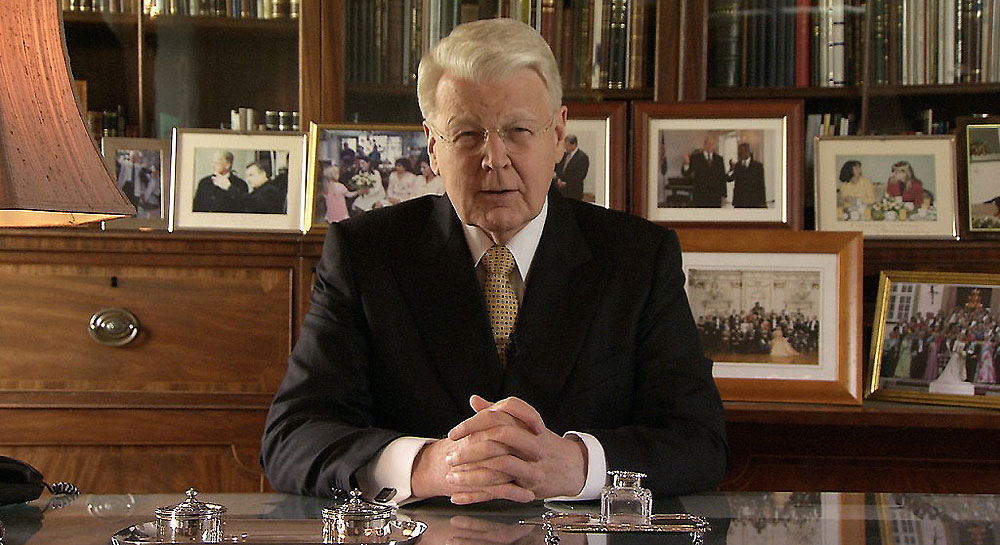 Presidente Islandia